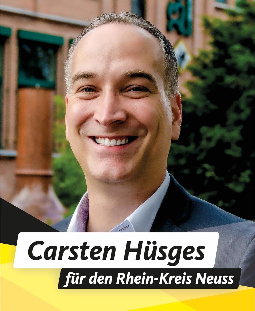 Carsten Hüsges für Sie im Kreistag
